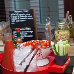 Отель Radisson Blu Hotel, Gdansk Польша, Гданьск - 2 отзыва об отеле, цены и фото номеров - забронировать отель Radisson Blu Hotel, Gdansk онлайн питание фото 3