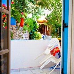 Отель Villa Stella Греция, Остров Санторини - отзывы, цены и фото номеров - забронировать отель Villa Stella онлайн балкон