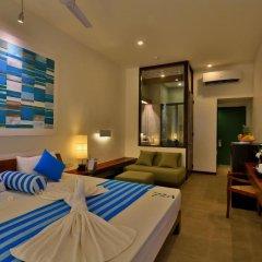 Отель Temple Tree Resort & Spa 4* Улучшенный номер с различными типами кроватей фото 2