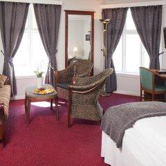 Kjøbmandsgaarden Hotel 3* Стандартный семейный номер с двуспальной кроватью фото 5