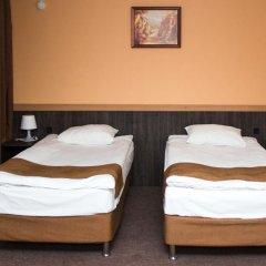 Гостиница Юта Центр 3* Стандартный номер двуспальная кровать фото 2