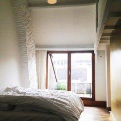 Отель BlancoooNachten Бельгия, Антверпен - отзывы, цены и фото номеров - забронировать отель BlancoooNachten онлайн комната для гостей фото 5