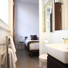 Отель Hop Art House Serviced Apartments Великобритания, Лондон - отзывы, цены и фото номеров - забронировать отель Hop Art House Serviced Apartments онлайн ванная фото 2