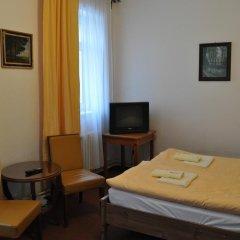 Hotel Svornost 3* Стандартный номер с двуспальной кроватью фото 17