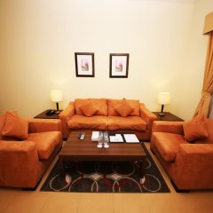 Tulip Hotel Apartments 4* Апартаменты с различными типами кроватей фото 15