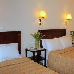 Pythagorion Hotel 3* Стандартный номер с разными типами кроватей фото 7
