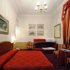 Hotel Giulio Cesare 4* Стандартный семейный номер с двуспальной кроватью