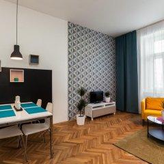 Апартаменты Comfortable Prague Apartments Апартаменты Премиум с различными типами кроватей фото 3