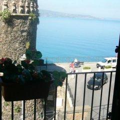 Отель B&B Murat Пиццо балкон