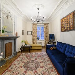 Отель Mikalojaus apartamentai Литва, Вильнюс - отзывы, цены и фото номеров - забронировать отель Mikalojaus apartamentai онлайн комната для гостей фото 2