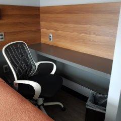 Hotel MX aeropuerto 3* Стандартный номер с различными типами кроватей фото 8