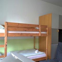 Отель Oskars Absteige Кровать в общем номере с двухъярусной кроватью фото 3
