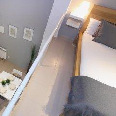 Отель L and H Plaza Santa Ana Мадрид комната для гостей фото 2