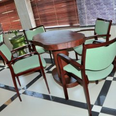 Отель SwissGha Hotels Christian Retreat & Hospitality Centre балкон