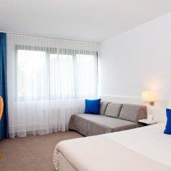 Отель Novotel Wroclaw City 3* Стандартный номер с двуспальной кроватью фото 3
