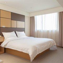 JI Hotel Shanghai Hongqiao West Zhongshan Road комната для гостей фото 2