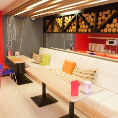Отель Futuro Бишкек гостиничный бар