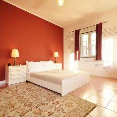 Отель Lisbon Story Guesthouse 3* Стандартный номер с различными типами кроватей (общая ванная комната) фото 2