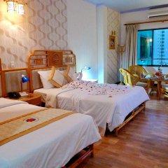 Green Hotel Nha Trang 3* Улучшенный номер фото 15