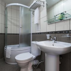 Гостиница Пушкин 4* Стандартный номер с различными типами кроватей фото 8
