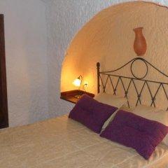 Отель Cuevas de Medinaceli Стандартный номер с разными типами кроватей фото 13