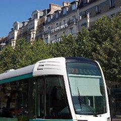 Отель Terminus Orleans Франция, Париж - 1 отзыв об отеле, цены и фото номеров - забронировать отель Terminus Orleans онлайн городской автобус
