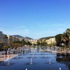Отель PAGANINI - New Lovely Cosy Flat in Heart of Nice бассейн