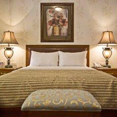 Отель Amman International 4* Представительский люкс с различными типами кроватей