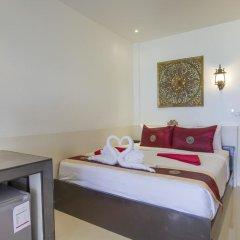 Отель Crystal Bay Beach Resort 3* Стандартный номер с двуспальной кроватью фото 13
