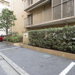 Hotel Villa Fontaine Tokyo-Hamamatsucho парковка