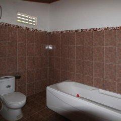 Отель Garden House For Family ванная