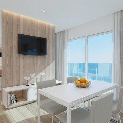 Отель Aparthotel Ponent Mar Апартаменты Премиум с двуспальной кроватью фото 5