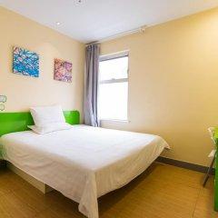 Отель Hi Inn Hangzhou Huanglong Stadium Китай, Ханчжоу - отзывы, цены и фото номеров - забронировать отель Hi Inn Hangzhou Huanglong Stadium онлайн комната для гостей фото 3