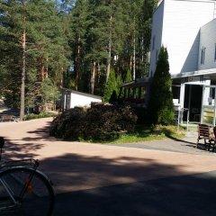 Отель Hostel Ukonlinna Финляндия, Иматра - отзывы, цены и фото номеров - забронировать отель Hostel Ukonlinna онлайн спортивное сооружение