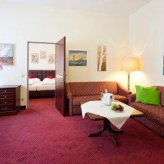 Отель Theaterhotel Wien 4* Люкс с разными типами кроватей