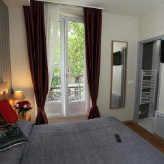 Отель Hôtel Alane 3* Стандартный номер с различными типами кроватей фото 17