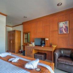 Отель Palm Beach Resort 3* Улучшенный номер с различными типами кроватей фото 4