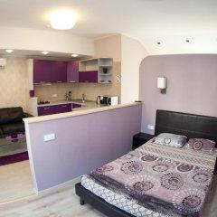 Апартаменты Apartments on Abrikosovaya в номере
