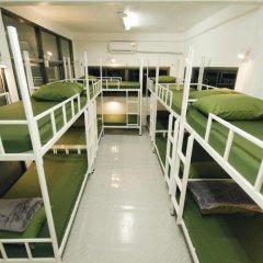 Euro Asia Hostel Кровать в общем номере с двухъярусной кроватью фото 8