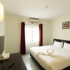 Paripas Express Hotel Patong 3* Стандартный номер с различными типами кроватей фото 3