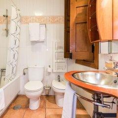 Отель La Latina City Center Испания, Мадрид - отзывы, цены и фото номеров - забронировать отель La Latina City Center онлайн ванная