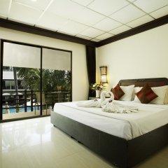 Bamboo Beach Hotel & Spa 3* Улучшенный номер с двуспальной кроватью фото 8