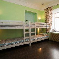 Хостел Siberia Кровать в общем номере с двухъярусной кроватью фото 3