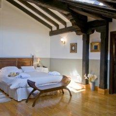 Отель La Casona de Suesa 3* Улучшенный номер с различными типами кроватей фото 5