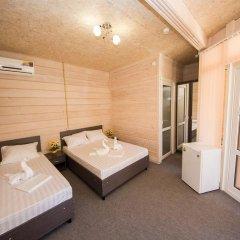 Гостиница Villa Rosa Guesthouse в Анапе отзывы, цены и фото номеров - забронировать гостиницу Villa Rosa Guesthouse онлайн Анапа ванная