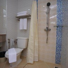 Отель Achada Beach Pattaya 3* Улучшенный номер с различными типами кроватей фото 7