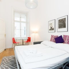 Апартаменты Vienna Prestige Apartments Graben Полулюкс фото 19