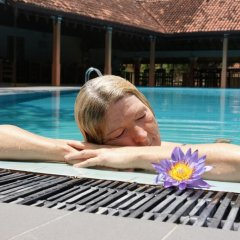 Отель Aida Шри-Ланка, Бентота - отзывы, цены и фото номеров - забронировать отель Aida онлайн бассейн