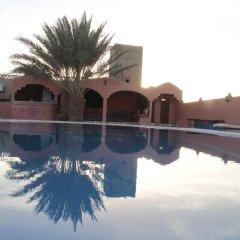 Отель Auberge Les Roches Марокко, Мерзуга - отзывы, цены и фото номеров - забронировать отель Auberge Les Roches онлайн балкон