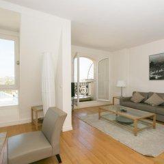 Отель Résidence Charles Floquet 2* Апартаменты с различными типами кроватей фото 26